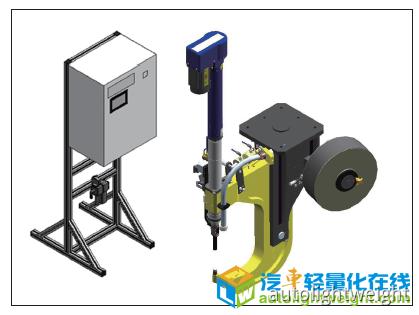 铝合金连接技术的轻量化应用