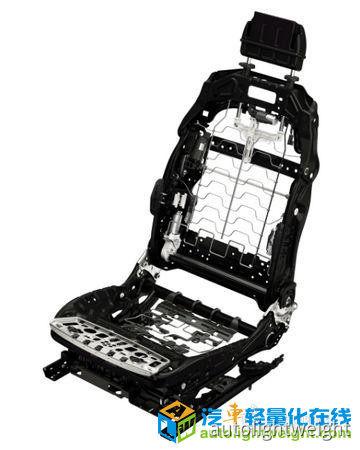 本土生产、全球通用:博泽轻量化座椅平台