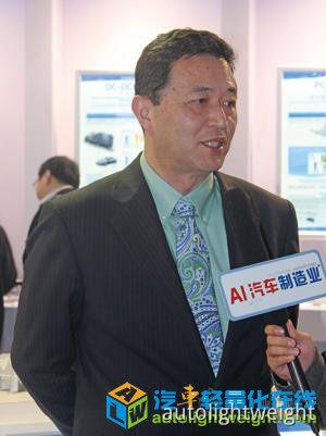 丰田自动织机:致力轻量化解决方案