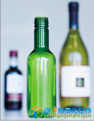 葡萄酒行业的轻量化--Amcor Rigid Plastics塑料制品厂伴随PET葡萄酒瓶发展壮大