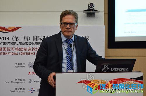 Hans-Jürgen Lesser博士 汽车行业轻量化结构的紧固和连接技术