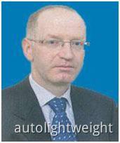Volker Rezek 先生发表演讲-新宝来的轻量化白车身设计