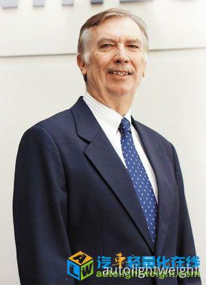 减振零部件也要轻量化--访康迪泰克中国振动控制研发中心经理Jim Vance先生