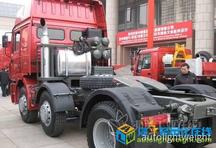 国产载重卡车轻量化发展趋势